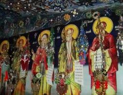 От пожара спасен уникальный бисерный храм в Крыму
