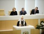 В Совете Федерации РФ состоялись VI Рождественские парламентские встречи