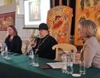В Москве прошла молодежная конференция, посвященная проблемам современного церковного искусства