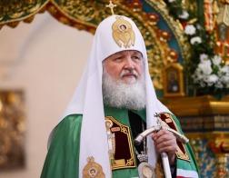 Патриарх Кирилл традиционно призвал вместо подарков для себя делать пожертвования