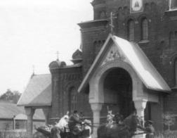 Взорванный в советские годы храм Хрисанфа и Дарии воссоздадут в Петергофе