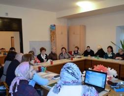 Сотрудничество школы и Церкви обсудили на круглом столе в Жировичах