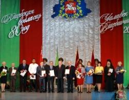 Архиепископ Полоцкий и Глубокский Феодосий удостоен звания «Человек года Витебщины — 2017»