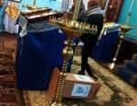 Снова ограблен храм в городе Черноморске Одесской области