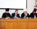 В Оренбургской духовной семинарии прошла межрегиональная конференция «Религия и общество: история, современность и перспективы взаимодействия»