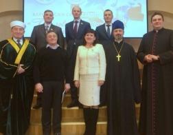 Республиканская конференция «Роль религии в сохранении мира» прошла в Полоцке