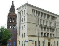 Церкви передан храм святителя Николая в Новой Слободе, где ранее располагался