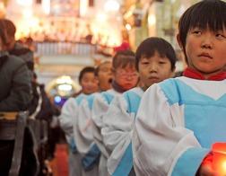 В ряде регионов Китая введен запрет на посещение христианских церквей несовершеннолетними