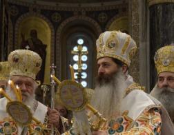 Совершена хиротония архимандрита Симеона (Волиотиса) во епископа Фесфийского