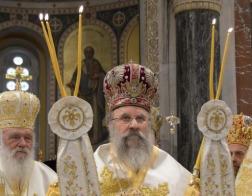 В Афинах состоялось рукоположение епископа Андрусийского Константина