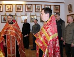 Память новомученика Владимира Хрищеновича почтили в Лидской епархии