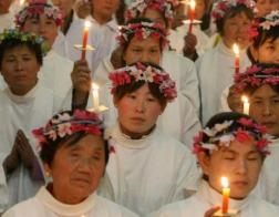 В континентальном Китае за 2017 год было крещено более 48 тысяч человек