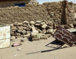 Христианская церковь в Судане была разрушена представителями власти в воскресенье
