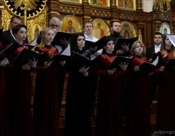 Великопостный концерт состоялся в Покровском кафедральном соборе Гродно