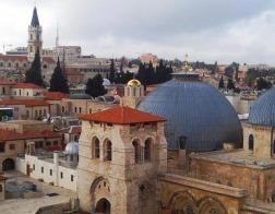 В Иерусалиме открылся Храм Гроба Господня