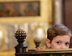 Русская Православная Церковь предложила бесплатную альтернативу детским садам