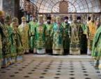 Предстоятель Украинской Православной Церкви возглавил празднование Собора всех преподобных Киево-Печерских