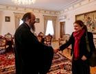Управляющий делами Украинской Православной Церкви встретился с представителями Мониторинговой миссии ООН по правам человека на Украине