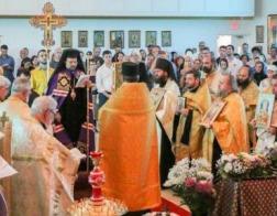 Русский храм в Майами впервые принял духовенство православных юрисдикций Флориды