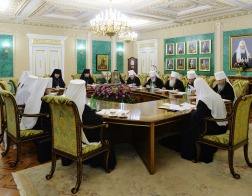 ЖУРНАЛЫ заседания Священного Синода от 7 марта 2018 года