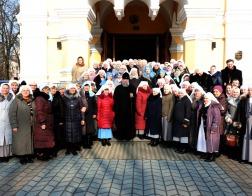 Состоялось II Общее собрание сестер милосердия Брестской епархии
