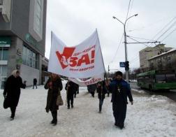 Крестный ход против абортов прошел в Могилеве