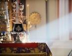 В 42-ю годовщину архиерейской хиротонии Святейшего Патриарха Кирилла в Храме Христа Спасителя в Москве будет совершена Литургия