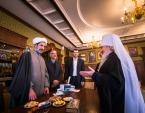 Глава Татарстанской митрополии встретился с представителями Исламской Республики Иран