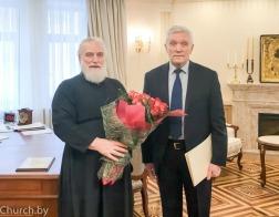 Состоялась встреча Патриаршего Экзарха с Послом России в Беларуси