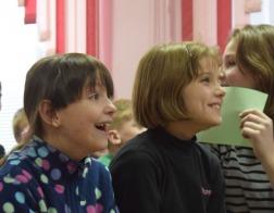 Студенты и преподаватели ПСТГУ встретились с воспитанниками Сафоновского детского дома-школы