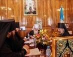 В столице Узбекистана состоялось первое в 2018 году заседание Синода Среднеазиатского митрополичьего округа