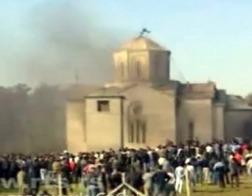 В Сербии отметили 14-летие совершенных албанцами погромов сербов в Косово и Метохии