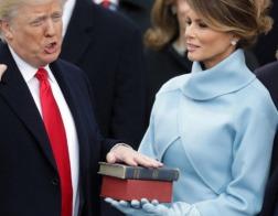 В Музее Библии в Вашингтоне будет выставлена детская библия Дональда Трампа