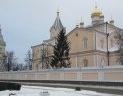Митрополит Киевский Онуфрий возглавил празднование в честь иконы Божией Матери «Споручница грешных» в Корецком монастыре