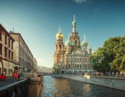 Петербургский храм Спаса на Крови оборудовали для слепых и слабовидящих посетителей