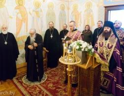 В Минске молитвенно отметили 83-летие со дня рождения митрополита Филарета