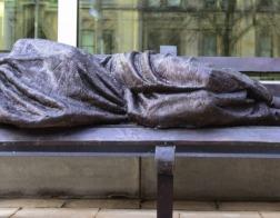 Спорное изваяние «Иисуса бездомного» найдет пристанище в Вестминстерском соборе