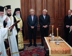 Принес присягу новый митрополит Манийский Хризостом