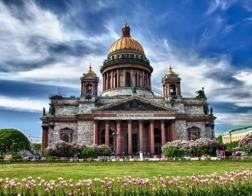 Исаакиевский собор приглашает волонтеров для помощи незрячим посетителям