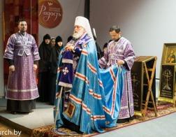 Патриарший Экзарх возглавил церемонию открытия международного Пасхального фестиваля «Радость»