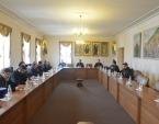 Совещание представителей Русской Православной Церкви при Поместных Православных Церквах, межцерковных и международных организациях прошло в ОВЦС