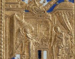 Выставка «Отчеканил мастер Родион Хрусталев» пройдет в Спасо-Андрониковом монастыре