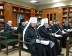 В комиссии Межсоборного присутствия продолжается обсуждение вопросов совмещения светских профессий со священнослужением, а также участия мирян в жизни приходских общин
