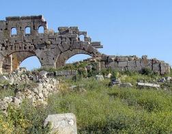 Сирийская служба древностей обвинила турецкие войска в уничтожении раннехристианских памятников