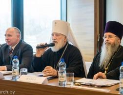 Патриарший Экзарх принял участие во II-ом общем собрании-конференции тюремных священнослужителей БПЦ