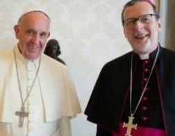 Нунций рассказал об отношении Папы Франциска к Украине и проблеме окончания войны на востоке страны