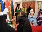 Состоялось наречение архимандрита Алексия (Орлова) во епископа Серовского и Краснотурьинского