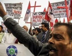 Джихадисты ИГ (организация запрещена в РФ) убили христианскую семью из 4 человек в Пакистане