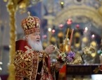Во вторник Светлой седмицы Предстоятель Русской Церкви совершил Литургию в Троице-Сергиевой лавре