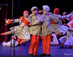 XV городской Пасхальный фестиваль открылся в Гомеле